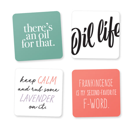 Magnets–4 pack