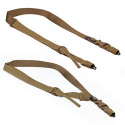 BDS Tactical Dual Sling in Coyote