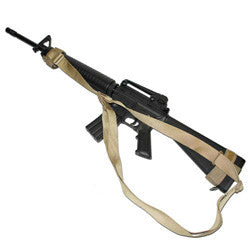 BDS Basic Ambidextrous 3-Point Sling in Coyote