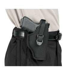 "BLACKHAWK - Hip Holster Left Hand 4 1/2""- 5"" Barrel large autos, open end"