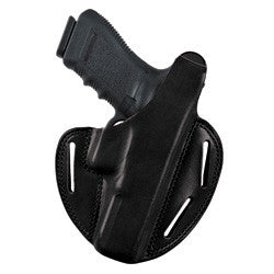 BIANCHI Model 7 Shadow II Pancake-Style Holster Black Right Hand Glock 19/23