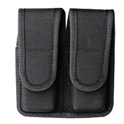 BIANCHI Double Mag Pouch in Black
