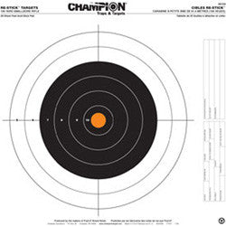 Champion RE-STICK TARGET 100 YD SMALLBORE RIFLE