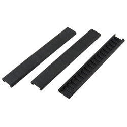 ERGO Textured Slim Line Rail Covers For Sale Black