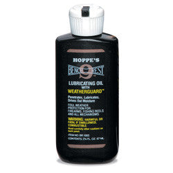 Hoppes Lubricating Oil with Weatherguard