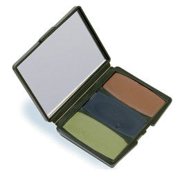 Hunter's Specialties 3 Color Camo-Compac Makeup Kit