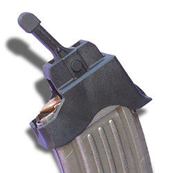 MAGLULA - AK-47 / Galil Lula™ Magazine Loader & Unloader Black 7.62 / 5.56 Caliber Blister Package