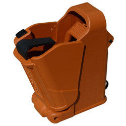 MAGLULA - UpLULA™ Universal Pistol Magazine Loader & Unloader (Orange Brown)
