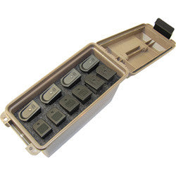 MTM Tactical Magazine Can For 10 Double Stacked Handgun Mags