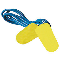 PELTOR Blasts Corded Disposable E-A-R Plugs, 2 pack