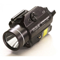 Streamlight TLR-2s® LED Rail Mounted Flashlight with Laser Sight