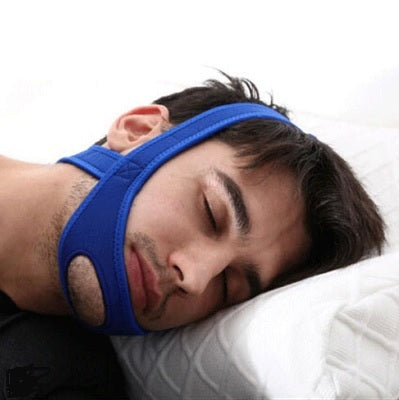 chin strap to stop snoring