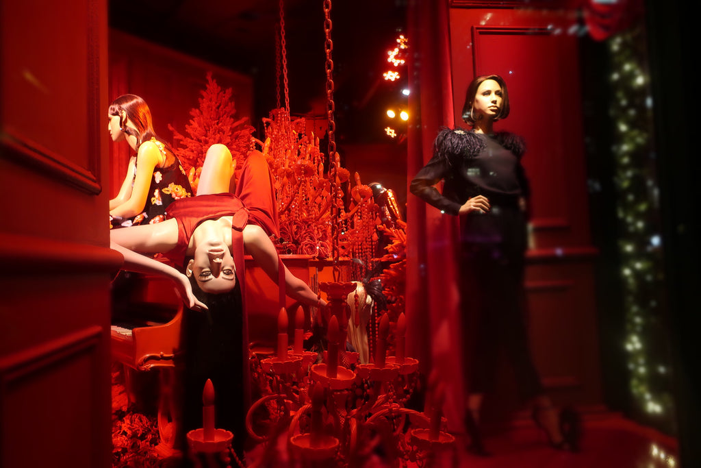 Saks Fifth Ave 2018 Holiday Windows