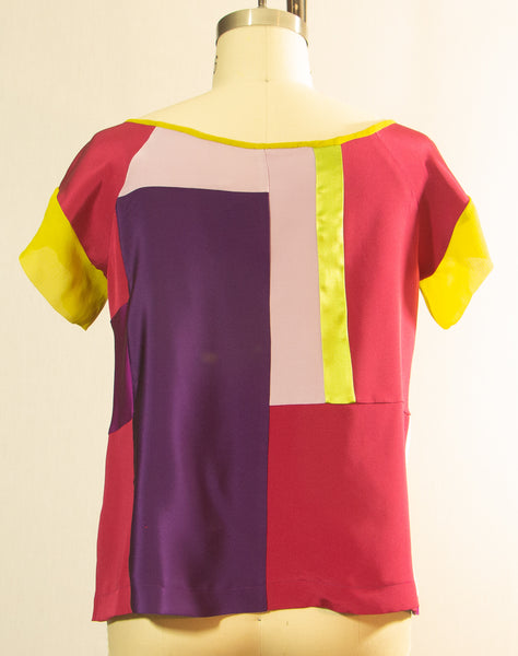 Patchwork Tunic Medium