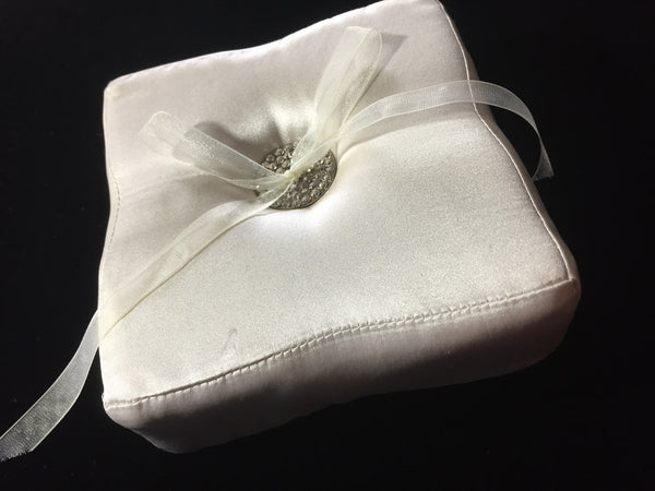 Bridal Pillow Small Square