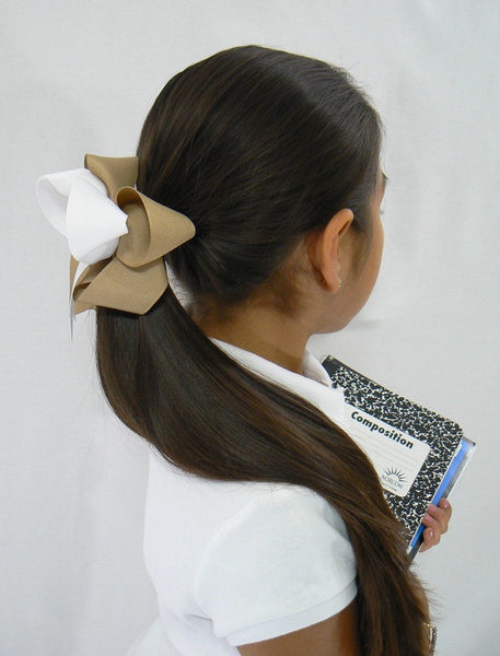 combination school bow model