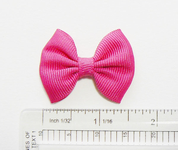 30 Infant Hair Bows (without knot) - A20 - INFANT PINKS ~ Wholesale