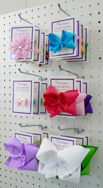 Hair Bow Cards