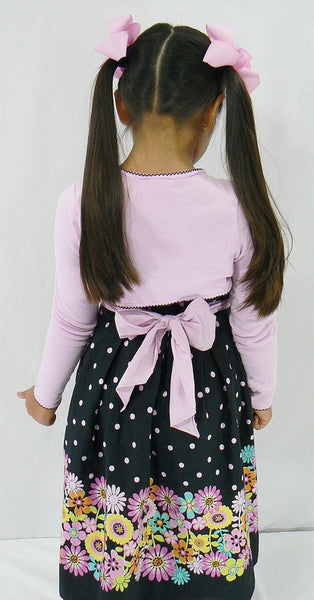 hair bow model (large bow)