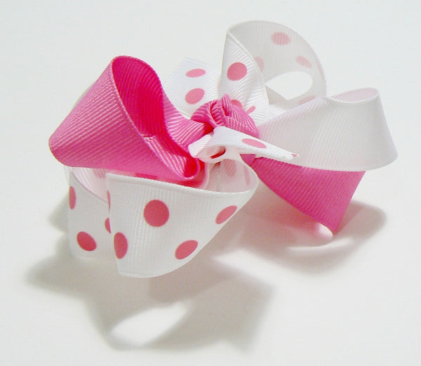 combination hair bow