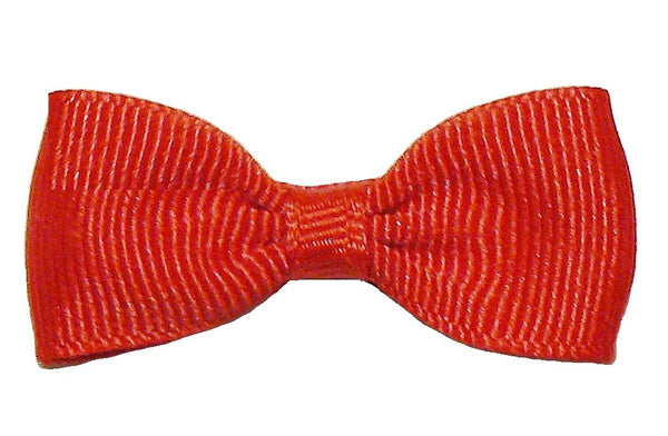 "A78-Long - Girls Grosgrain Hair Bow (without knot) 2"" ~ Wholesale"