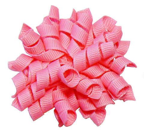S1 - Girls Small Corker Hair Bow ~ Wholesale