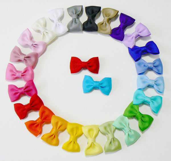 A78 - Infant Girls Hair Bow (without knot) ~ Wholesale