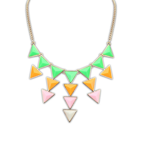 Gift New Arrival Stylish Shiny Jewelry Accessory Punk Necklace [4918879236]