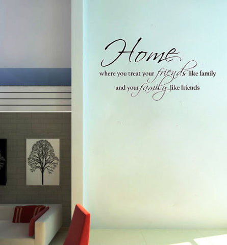 BUY ONE GET ONE FREE - Creative Decoration In House Wall Sticker. = 4799460100