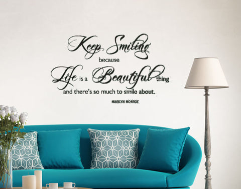 Creative Decoration In House Wall Sticker. = 4799487492
