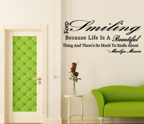 Creative Decoration In House Wall Sticker. = 4799488644