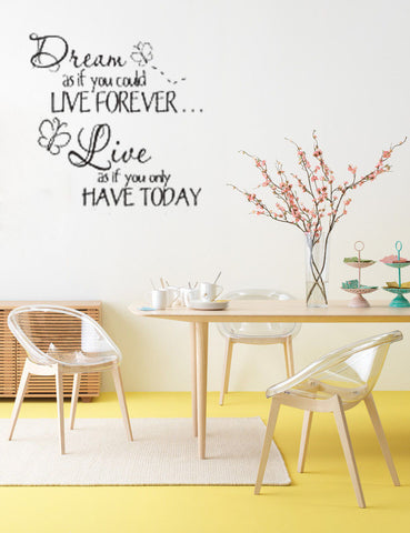 Creative Decoration In House Wall Sticker. = 4799465540