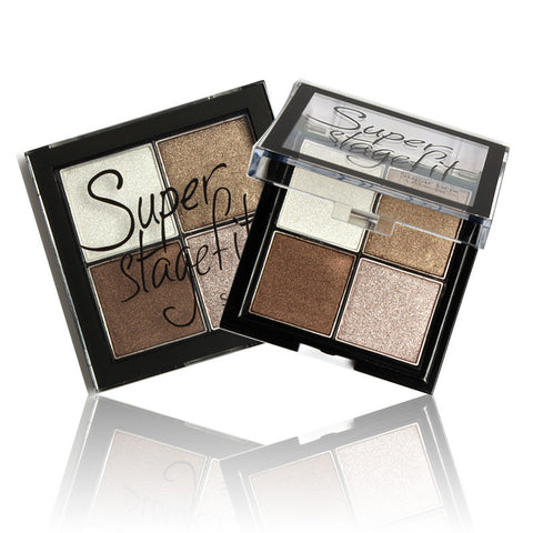Sugar Box 4 colors Natural Eye Shadow [9036708932]