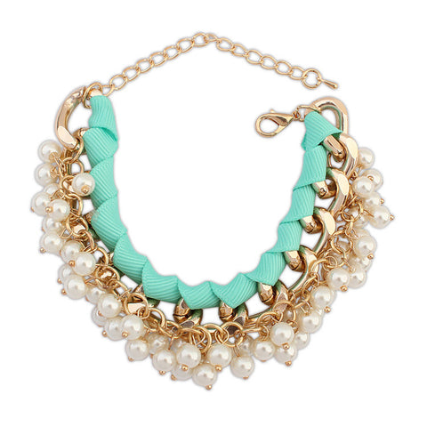 Gift Shiny Great Deal New Arrival Awesome Hot Sale Stylish Pearls Bracelet [4918808964]