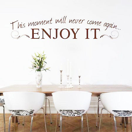 BUY ONE GET ONE FREE - Creative Decoration In House Wall Sticker. = 4798980100