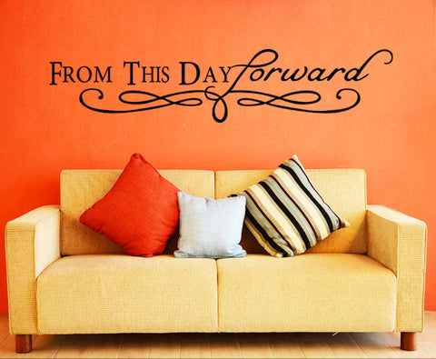 BUY ONE GET ONE FREE - Creative Decoration In House Wall Sticker. = 4798960900
