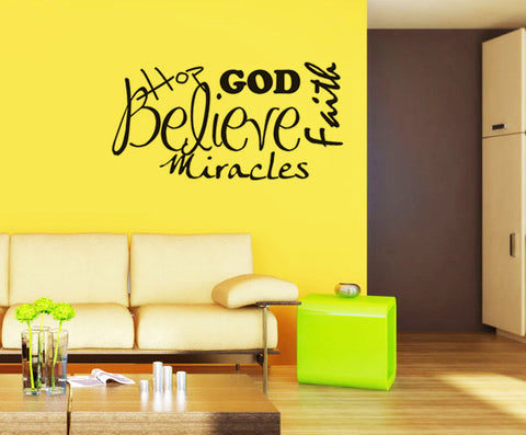 BUY ONE GET ONE FREE - Creative Decoration In House Wall Sticker. = 4798947844