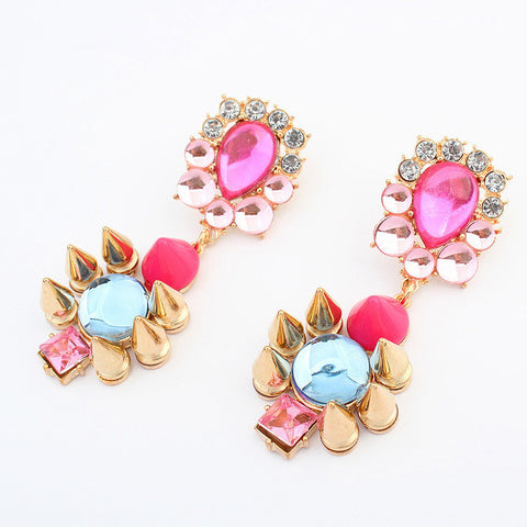 Summer Ice-cream Earrings [4919093572]