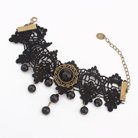 Sexy Shiny Gift New Arrival Cute Jewelry Ladies Stylish Lace Anklet [4918842628]