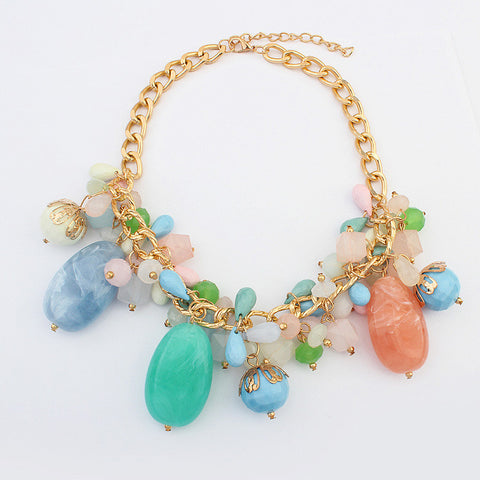 Shiny Stylish New Arrival Jewelry Gift Accessory Ice-cream Sweets Strong Character Necklace [4918844228]
