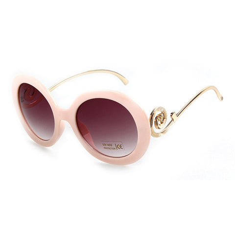 Butterfly Glasses Mirror Ladies Vintage Sunglasses [4915052612]