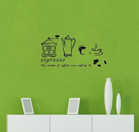 BUY ONE GET ONE FREE - Creative Decoration In House Wall Sticker. = 4798940228
