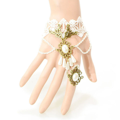 New Arrival Gift Hot Sale Shiny Awesome Stylish Great Deal Palace Lace Bracelet [4918880452]
