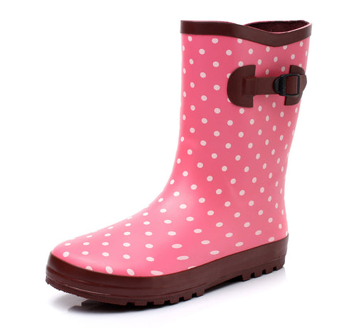 Rubber Shoes Children Korean Boots [4915341828]