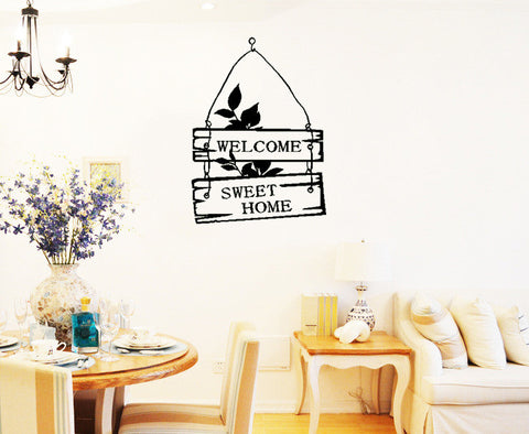 BUY ONE GET ONE FREE - Creative Decoration In House Wall Sticker. = 4798931588