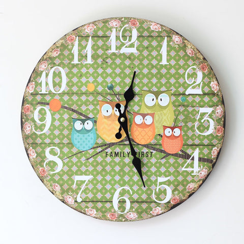 A Creation Clock.Funny Clock.Interesting and Useful Clock. = 4798555460