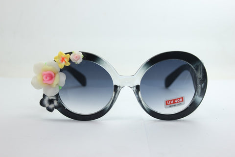 Handcrafts Summer Vacation Beach Rose Sunglasses [4915289796]