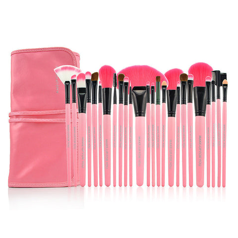Make-up Hot Sale Beauty On Sale Hot Deal 24-pcs Makeup Brush Sets Postma Make-up Tools Make-up Brush [4918366020]