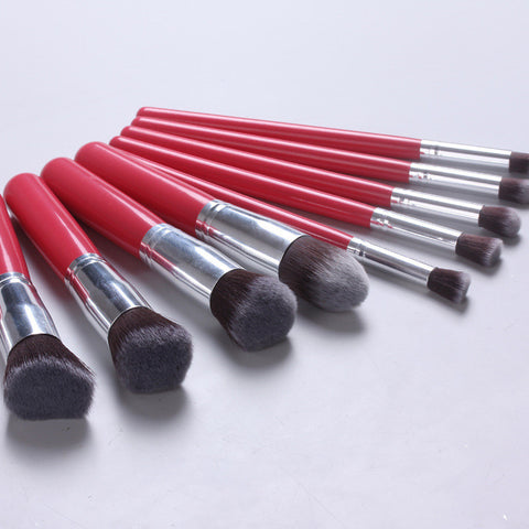 On Sale Make-up Beauty Hot Deal Tools 10-pcs Hot Sale Professional Make-up Tools Make-up Brush [4918365892]