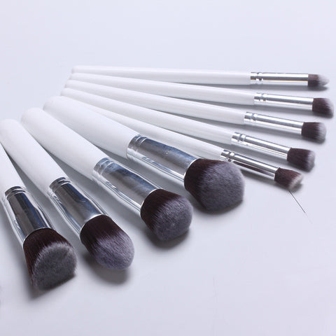 Beauty Make-up Hot Sale Hot Deal On Sale 10-pcs Makeup Brush Sets Set Professional Make-up Tools Make-up Brush [4918366212]